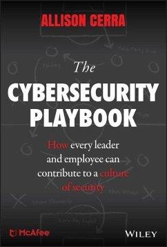 The Cybersecurity Playbook - Cerra, Allison