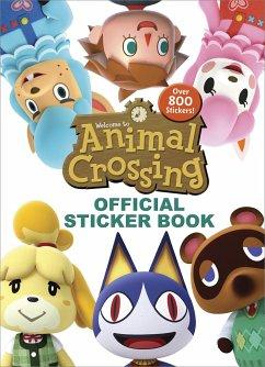 Animal Crossing Official Sticker Book (Nintendo)
