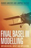 Final Basel III Modelling (eBook, PDF)