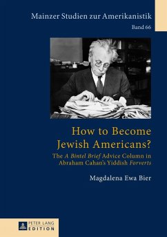 How to Become Jewish Americans? (eBook, PDF) - Bier, Magdalena