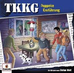 Doppelte Entführung / TKKG Bd.207 (1 Audio-CD) - Wolf, Stefan