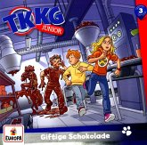 Giftige Schokolade / TKKG Junior Bd.3 (1 Audio-CD)