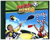 Der Kanu-Kick! / Teufelskicker Hörspiel Bd.73 (1 Audio-CD)