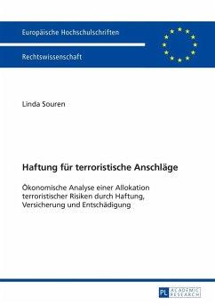 Haftung fuer terroristische Anschlaege (eBook, PDF) - Souren, Linda