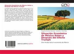 Situación Económica de México Antes y Después del Efecto Trumph