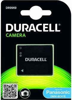Duracell Li-Ion Akku 700mAh für Panasonic DMW-BCK7E