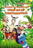 Farbenstopf vom Sockenstrumpf - Urlaub auf der Zottel-Koppel-Farm (eBook, ePUB)