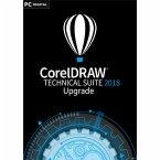 CorelDRAW Technical Suite 2018 Upgrade (Download für Windows)