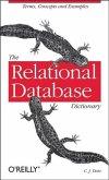 Relational Database Dictionary (eBook, PDF)