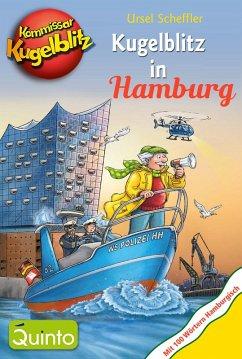 Kommissar Kugelblitz - Kugelblitz in Hamburg (eBook, ePUB) - Scheffler, Ursel