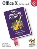 Office X for Macintosh: The Missing Manual (eBook, PDF)