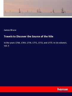 Travels to Discover the Source of the Nile