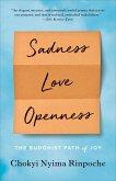 Sadness, Love, Openness (eBook, ePUB)