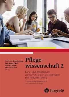 Pflegewissenschaft 2 (eBook, PDF)