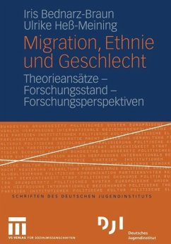 Migration, Ethnie und Geschlecht (eBook, PDF) - Bednarz-Braun, Iris; Heß-Meining, Ulrike