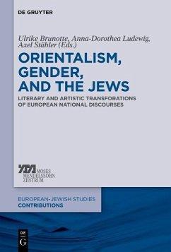 Orientalism, Gender, and the Jews (eBook, ePUB)