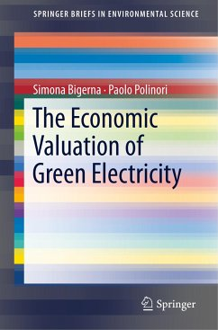 The Economic Valuation of Green Energy