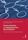 Masterarbeiten in pädagogischen Berufsfeldern