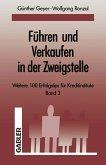 Führen und Verkaufen in der Zweigstelle (eBook, PDF)