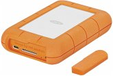 LaCie Rugged Raid Pro USB-C 4TB Mobile Drive USB 3.0