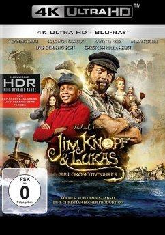Jim Knopf und Lukas der Lokomotivführer - 2 Disc Bluray