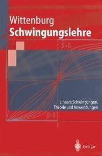 Schwingungslehre (eBook, PDF) - Wittenburg, Jens