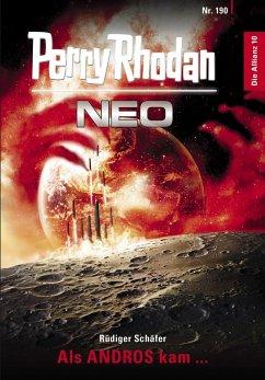 Als ANDROS kam ... / Perry Rhodan - Neo Bd.190 (eBook, ePUB)