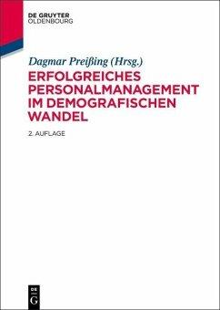 Erfolgreiches Personalmanagement im demografischen Wandel (eBook, PDF)