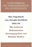 Das Tagebuch von Joseph Goebbels 1925-1926 (eBook, PDF)