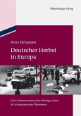 Deutscher Herbst in Europa (eBook, PDF)