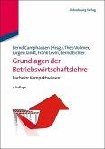 Grundlagen der Betriebswirtschaftslehre (eBook, PDF)