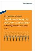 Signalverarbeitung mit MATLAB und Simulink (eBook, PDF)
