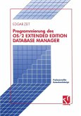 Programmierung des OS/2 Extended Edition Database Manager (eBook, PDF)