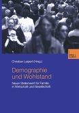 Demographie und Wohlstand (eBook, PDF)
