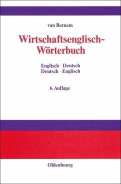 Wirtschaftsenglisch-Wörterbuch (eBook, PDF) - Bernem, Theodor van