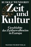 Zeit und Kultur (eBook, PDF)
