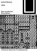 Der moderne Zweckbau (1929) (eBook, PDF)