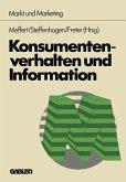 Konsumentenverhalten und Information (eBook, PDF)