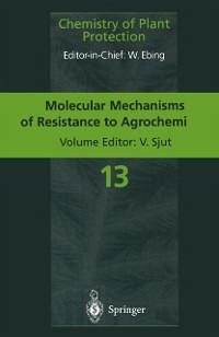 Molecular Mechanisms of Resistance to Agrochemicals (eBook, PDF)