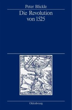 Die Revolution von 1525 (eBook, PDF) - Blickle, Peter