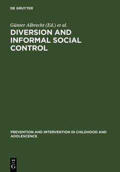 Diversion and Informal Social Control (eBook, PDF)