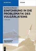 Einführung in die Problematik des Vulgärlateins (eBook, ePUB)