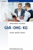 GbR, OHG, KG (eBook, ePUB)