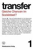 Gleiche Chancen im Sozialstaat? (eBook, PDF)
