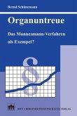 Organuntreue (eBook, PDF)
