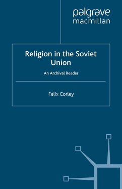 Religion in the Soviet Union (eBook, PDF) - Corley, F.