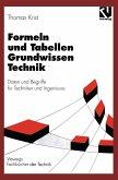Formeln und Tabellen Grundwissen Technik (eBook, PDF)