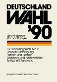 Deutschland Wahl '90 (eBook, PDF)