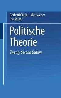 Politische Theorie (eBook, PDF)