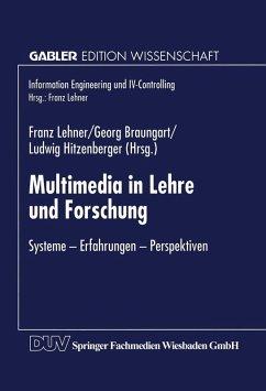 Multimedia in Lehre und Forschung (eBook, PDF)